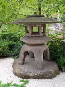 Free Details Of Japanese Garden Royalty Free Stock Image - 16440306