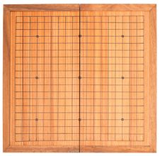 Free Japaness Checker Board Stock Image - 16441091