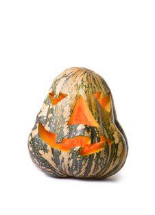 Free Halloween Pumpkin Royalty Free Stock Images - 16441219