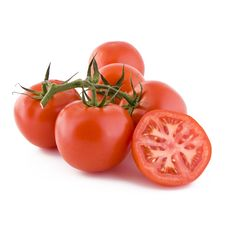 Free Bunch Of Tomatoes Stock Photography - 16441782