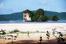 Free Thailand Island, Summer 2007 Royalty Free Stock Photo - 16442355