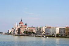 Free Hungarian Parliament Stock Image - 16442441