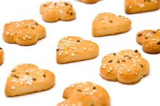 Free Pastries Royalty Free Stock Photos - 16442838