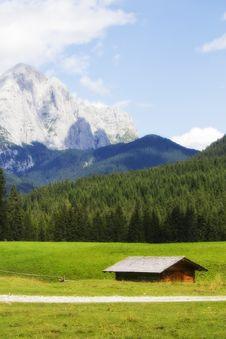 Free Dolomites Landscape, Italy Royalty Free Stock Image - 16443016