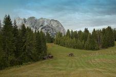 Free Dolomites Landscape, Italy Stock Images - 16443084
