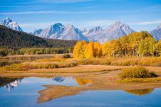 Free Grand Teton Stock Photo - 16443090