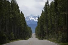 Free Road To Gradn Teton Royalty Free Stock Photos - 16443558