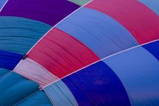 Free Hot Air Balloon Textures Royalty Free Stock Image - 16443746