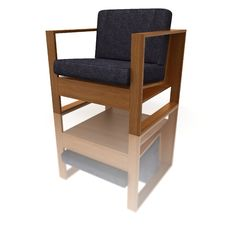 Free Modern Chair Royalty Free Stock Image - 16444006