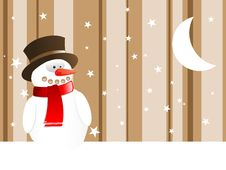 Free Christmas Background Stock Photography - 16444012
