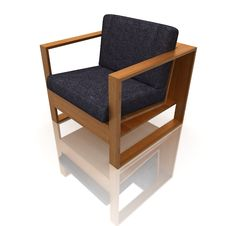 Free Modern Chair Royalty Free Stock Image - 16444056