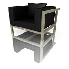 Free Modern Chair Stock Images - 16444064
