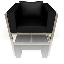 Free Modern Chair Stock Photo - 16444090