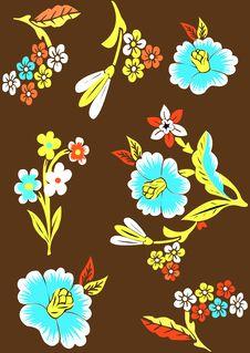 Free Motif Royalty Free Stock Images - 16444259