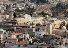 Free Old City Of Jerusalem Stock Photo - 16444710