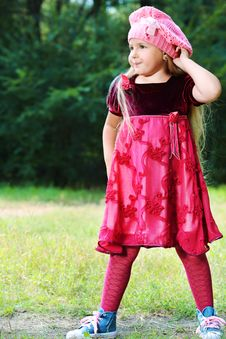 Free Child Fashion Stock Photos - 16445273