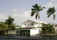 Free Life Of Luxury On The Belize River Stock Photo - 16447740