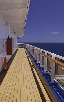 Free Cruise Ship - Find Your Escape Stock Photography - 16449092