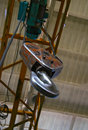 Free Hook Crane Royalty Free Stock Image - 16456476