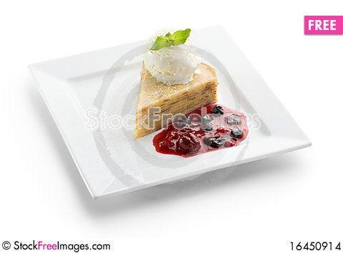 Free Pancake Dessert Stock Images - 16450914