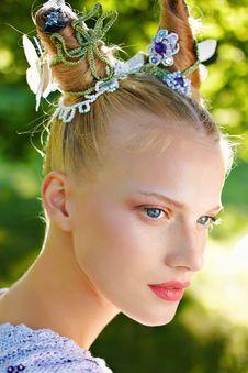Free Young Beautiful Girl Stock Photos - 16450063