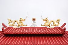 Free Temple Roof Stock Photo - 16450410