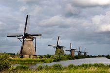 Free Windmills Stock Photo - 16451450