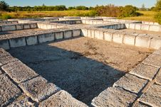Free Pliska Ruins Royalty Free Stock Image - 16453176