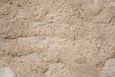 Free Old Wall With Rough Cast Stock Images - 16453414