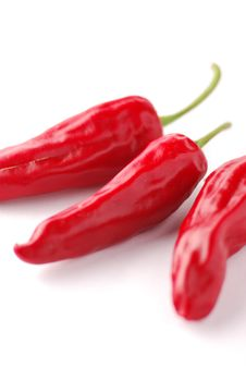 Free Red Hot Chili Peppers Royalty Free Stock Photos - 16453458