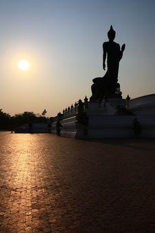 Free Buddhamonthon Stock Images - 16453724