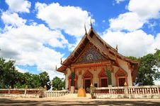 Free Temple At Rayong Royalty Free Stock Image - 16454766