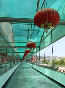 Free Lantern Stock Photography - 16455142
