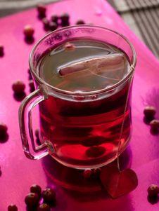 Free Fruit Tea Stock Images - 16457204