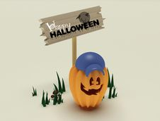 Free Halloween Royalty Free Stock Images - 16457809