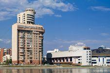 Free Modern City View Stock Image - 16458601