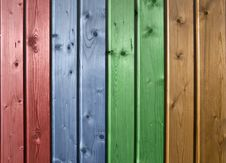 Free Multicolor Wood Royalty Free Stock Photo - 16458795