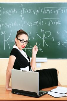 Attractive Tutor Stock Images