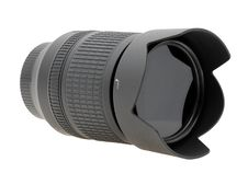 Free Lens With Hood Stock Images - 16459564