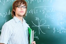 Positive Student Stock Images