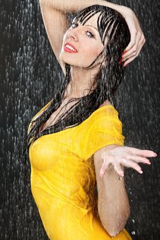 Free Rain Stock Photo - 16459840