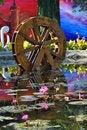 Free Waterwheel Royalty Free Stock Photo - 16462815