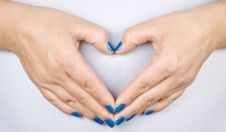 Free Hands Heart Stock Photo - 16460990