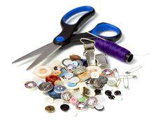 Free Tailor Accesories Stock Photos - 16461153