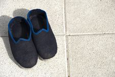 Free Country Slippers Stock Image - 16461161