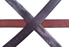 Free Belts Stock Photography - 16461372