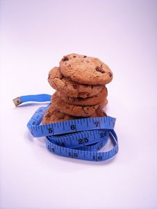 Free Cookie Diet Royalty Free Stock Image - 16461446
