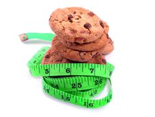 Free The Cookie Diet Stock Image - 16461451
