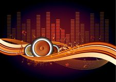Free Music Background Royalty Free Stock Photo - 16461535