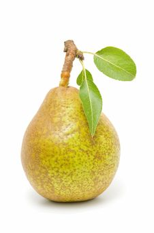 Free Ecological Pear Royalty Free Stock Image - 16461636